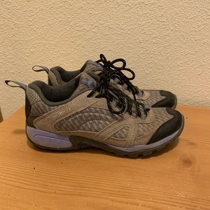 Merrell hiking shoes -women's 7